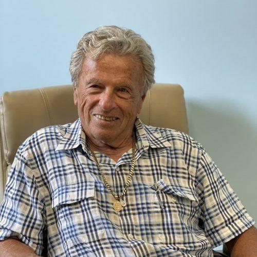 Herb Buller Board Chair